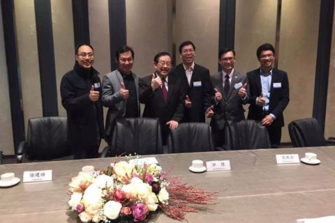 Youth Entrepreneur Roundtable Meeting with Chinese Minister of Science and Technology, Wan Gang