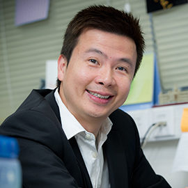 Professor Chris Kong Chu Wong, Hong Kong Baptist University