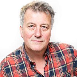 Professor Ian Cotgreave, Karolinska Institute – Sweden